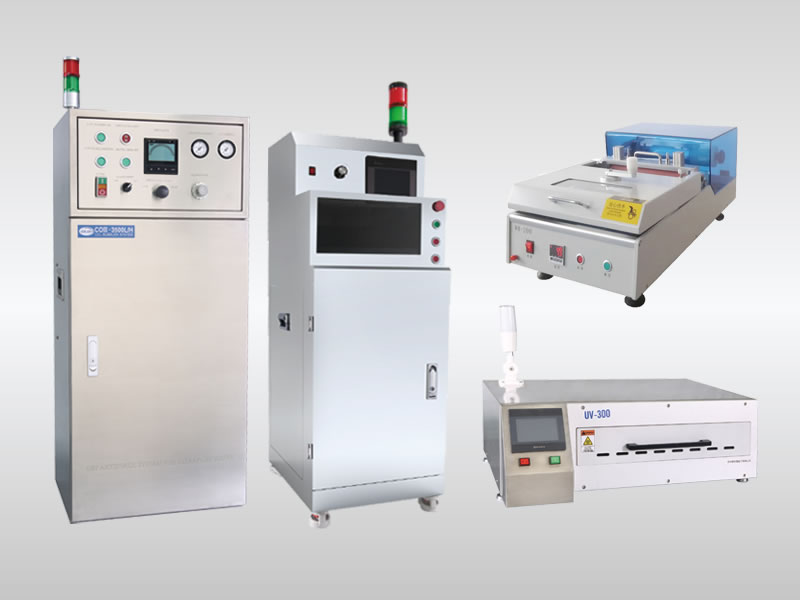 Ancillary Equipment for Dicing and Grinding